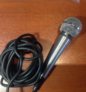 Микрофон лджи новый