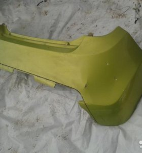 Chevrolet Spark Бампер задний