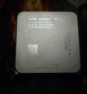 Процессор  AMD Athlon 64 X2 Не торгуюсь!!