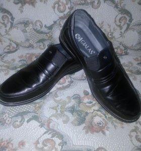 Ботинки мужские в отличном состоянии