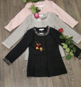 Пальто новое  (размер M, L, XL)