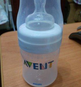 Бутылочка с соской Avent Original 1 капля