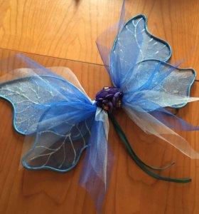 Детские крылья феи , ручная работа