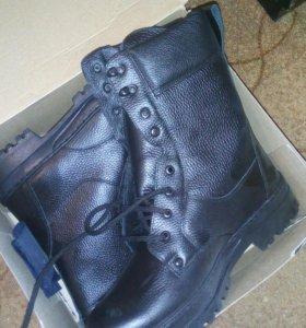 Новые берцы обувь