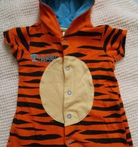 Костюм тигренка Mothercare