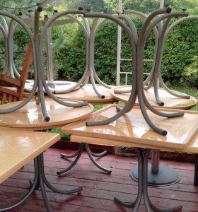 Столы разнообразные