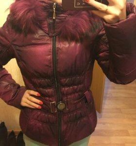 Зимне-весенняя куртка