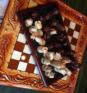 Нарды-Шахматы