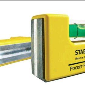 Уровень карманный Stabila Pocket PRO Magnetic 1776