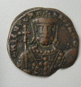 Византия.Фолис Никифорович 2 Фома (963-969).редкая
