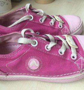 кроссовки  кроксы оригинальные
