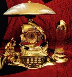 Лампа -телефон