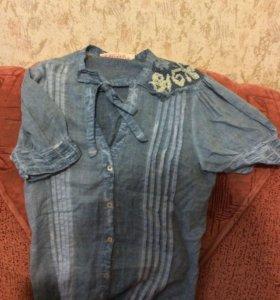 Нежняя блузка