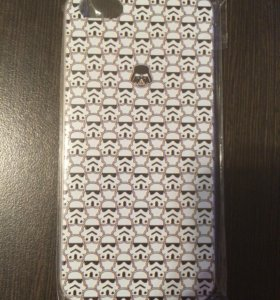 Чехол Дарт Вейдер на iPhone 5s / 5 / SE