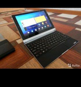 """Lenovo Yoga Tablet 10"""" с доп. оборудованием"""