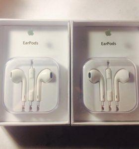 Гарнитура EarPods для iPhone 4/4s/5/5c/5s/6/6s