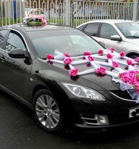 Прокат авто для свадьбы