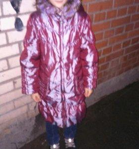 Зимняя куртка 128