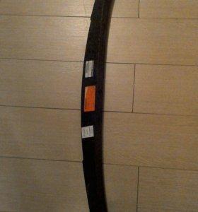 Усилитель переднего бампера Ниссан 62090AU300