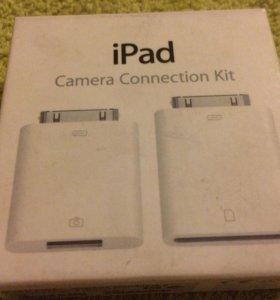 Комплект camera connection kit для iPad