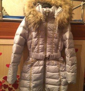 Пальто зимнее de salitto