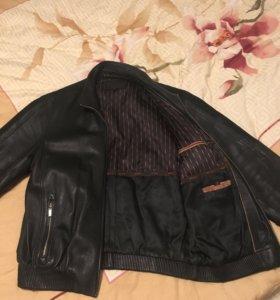 Куртка  мужская натуральная клюа