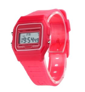 Часы электронные детские новые