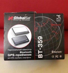 Bluetooth GPS приёмник GlobalSat BT-359S