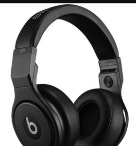 Monster beats pro infinite black