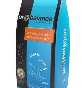 Корм премиум класса для собак Probalance