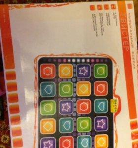 Интерактивный коврик (Твистер)для детей