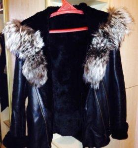 Дубленка (куртка )