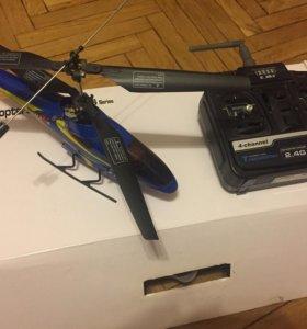 Радиоуправляемый вертолет E-sky Lama V4 2.4Ghz