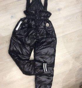 Зимний костюм MONKLER (новый)