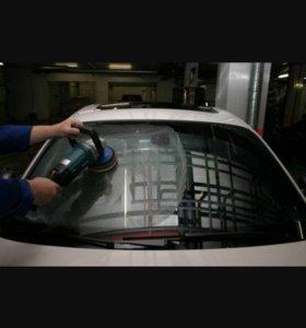 Полировка лобовых стекол