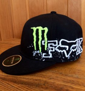 Бейсболка Monster Energy