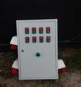 Электрик тучково
