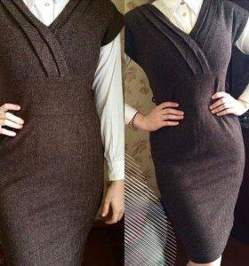 Платье (сарафан) Mango.