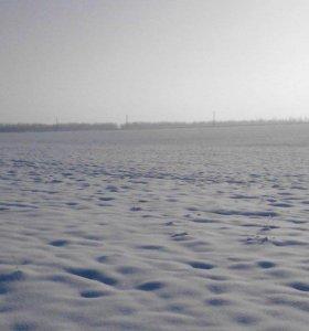 Земельный участок в п. Первомайский