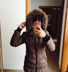 Пуховик осень -зима