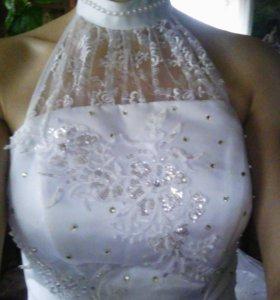 На прокат Платье свадебное