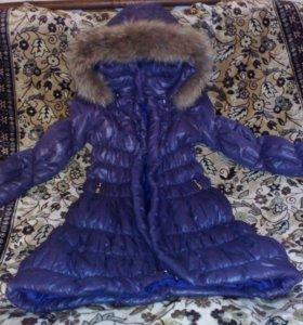 Продам! Куртки для девочки 9-10 лет, весна-осень!