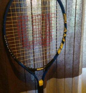 Детская ракетка для большого тениса Wilson