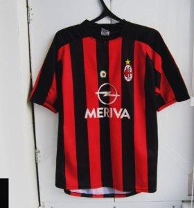Футбольная майка AC Milan