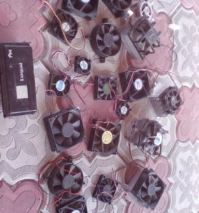 Вентиляторы 12 в