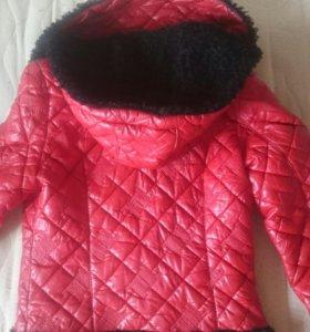 Куртка,р40-42новая