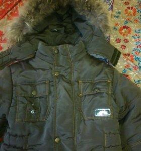 Зимняя куртка.Раз-р 28.