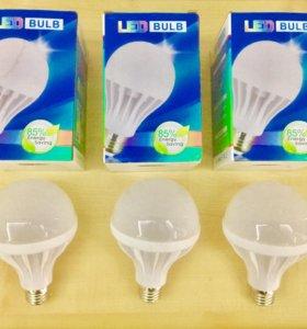 Новые светодиодные LED лампы 18 ватт
