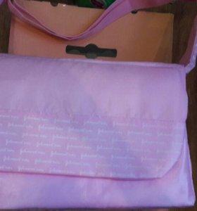 Мамина сумка с ковриком для пеленания
