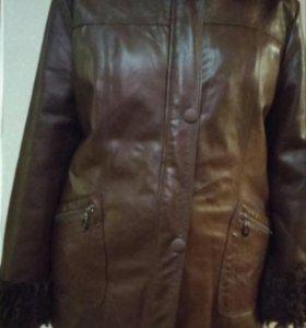 👑50-52-54 Куртка теплая.